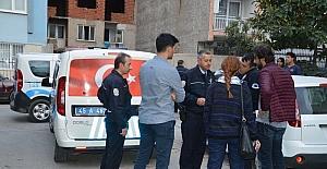 Polisten kaçan şüphelilerden uyuşturucu madde çıktı