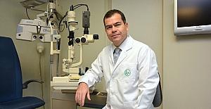 Retina hastalıklarında erken tanı uyarısı