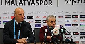 """Rıza Çalımbay: """"Kendi kalemize attığımız gol bizim için dezavantaj oldu"""""""