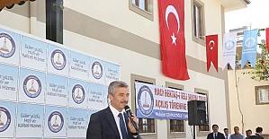 Şahinbey Belediyesi'nden onur mahallesine yakışan tesis