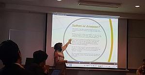 SAÜ'lü İlahiyatçı Japonya'da tebliğ sundu