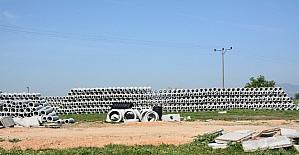 Şehzadeler'in 3 mahallesinde altyapı yer teslimi yapıldı