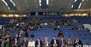 Selçuk'ta uluslararası kongre açılışı