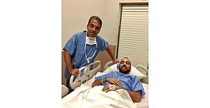 Sercan Yıldırım ameliyat oldu