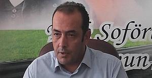 Şoförler ve Otomobilciler Odası Başkanı Mehmet Tekin