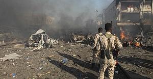 Somali#039;de patlatılan bombalı...