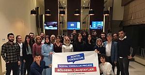Sosyal yoksulluk projesi bölge çalıştayları Konya'dan başladı
