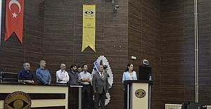 """SÜ'de """"Üniversitede Yaşam"""" konulu eğitim programı düzenlendi"""