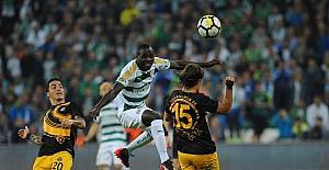 Süper Lig: Bursaspor: 3 - Osmanlıspor: 1 (Maç sonucu)