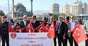 TEMAD Kayseri İl Başkanı Ertunç Karahan: