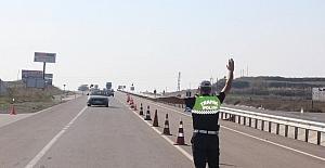 Trafikte ceza yağdı: 8 günde 819 bin 980 TL ceza