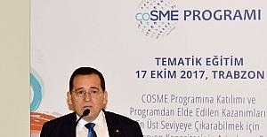 """TTSO Başkanı Hacısalihoğlu """"Devlet firmalara her şeyi sunuyor ama bizler bunu almaktan imtina ediyoruz"""""""