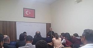 TÜRKAV eğitim seminerleri devam ediyor