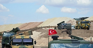 Türkiye'nin oralarda ne işi mi var?