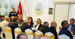 Vali Kamçı Ekonomik Toplantılar Kapsamında İncesu OSB'li Sanayicilerle Bir Araya Geldi