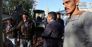 Varto Belediyesi kanalizasyon çalışmaları