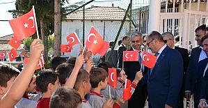 Zeynep - Mehmet Özcan Anaokulu törenle açıldı