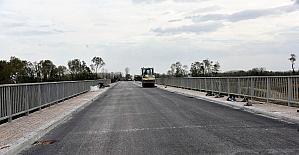 310 metrelik köprü 10 Aralık'ta açılacak
