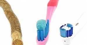 Ağız ve diş bakımı için doğru malzeme seçimi önemli