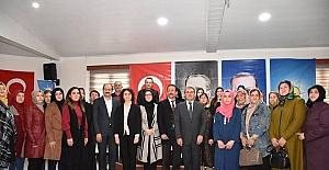 AK Parti'de Esra Bayraktar Önder güven tazeledi