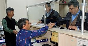 Akdeniz Belediyesi'nde vezneler hafta sonu açık