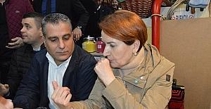 Akşener, Süleymanoğlu'nun vefat haberini Edirne'de aldı