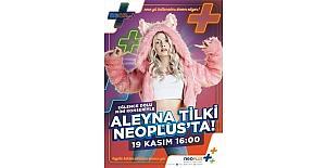 Aleyna Tilki Eskişehir'e geliyor