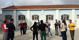 Bafra'da bilişim teknoloji öğretmenlerine drama eğitimi