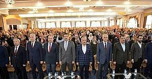 Bakan Tüfenkci hafızlık törenine katıldı