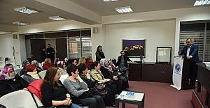 Başkan Babaş'tan girişimci kadınlara tam destek