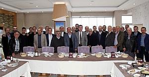 Başkan Balta Güneyköy mahallesi sakinleri ile kahvaltıda buluştu