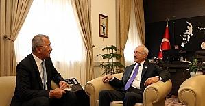 Başkan Tarhan, Kılıçdaroğlu'nu Mersin'e davet etti