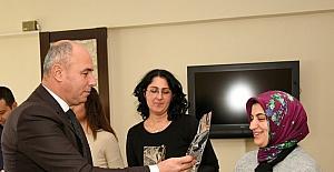 Başkan Togar'dan öğretmenlere gül