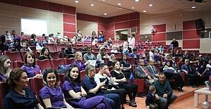 """BEÜ'de """"Dünya Prematüre Günü"""" etkinliği düzenlendi"""
