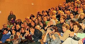 """Bodrum'da """"Bir Keşfin ve 20 Yılın Hikayesi"""" konferansı"""