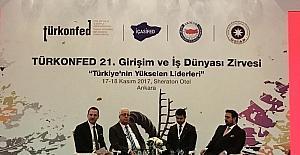 Bursa'nın tavukçusu dünyaya ilham veriyor