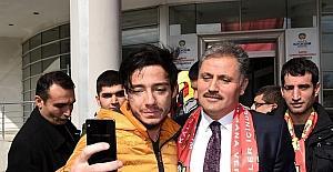 Büyükşehir Belediye Başkanı Çakır'dan E. Yeni Malatyaspor için güçlü yönetim vurgusu