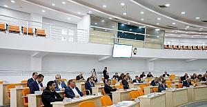 Büyükşehir Belediyesi Kasım ayı meclis toplantısı devam ediyor