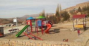 Büyükşehir son 3 yılda 343 oyun parkı yaptı