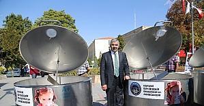 Büyükşehir süt üreticisinin gelirini artırdı