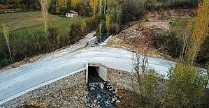 Büyükşehirden Battalgazi ve Kale'ye yeni köprüler