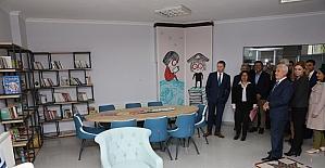Çalı Kadın ve Çocuk Akademisi açıldı