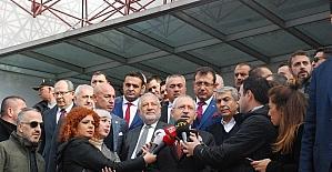 """CHP lideri Kılıçdaroğlu: """"Suriye ve Irak'ın bütünlüğünden yanayız"""""""