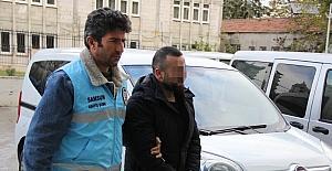 Cinsel saldırı ve gasp iddiasına tutuklama