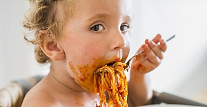 Çocuklara doğru beslenme