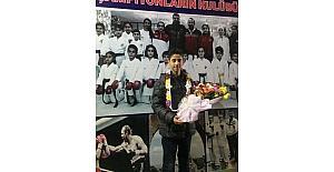 Diyarbakırlı öğrenci Avrupa şampiyonu oldu