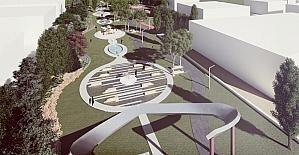DNA temalı Aziz Sancar Parkı 30 Kasım'da açılıyor