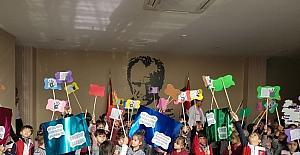 Dünya Çocuk Hakları Gününde anlamlı etkinlik