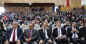 Elazığ'da girişimcilik paneli düzenlendi