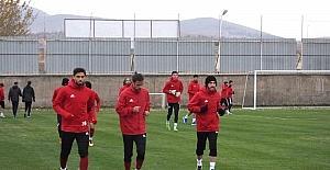 Elazığspor'da Boluspor hazırlıkları başladı
